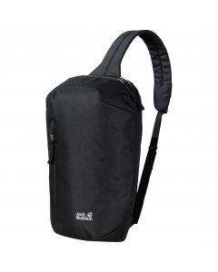 Torba - plecak na jedno ramię MAROUBRA SLING BAG black