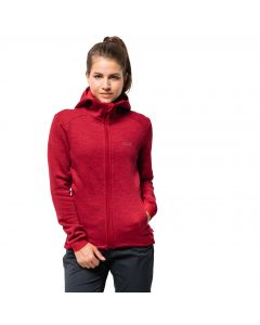 Kurtka MORNING SKY JACKET WOMEN true red