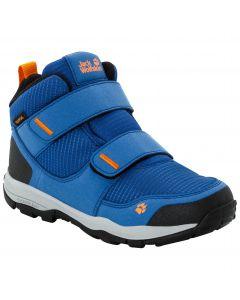 Buty dla dzieci  MTN ATTACK 3 TEXAPORE MID VC K blue / orange