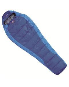 Śpiwór syntetyczny SAVANA blue