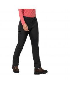 Spodnie softshell damskie CHILLY TRACK XT PANTS WOMEN black