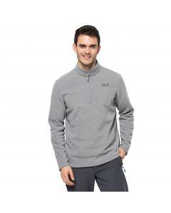Bluza polarowa męska GECKO M Slate Grey