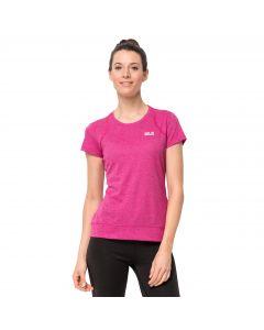 Damski T-shirt SKY RANGE T W pink fuchsia