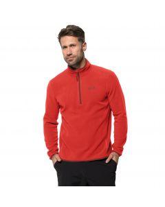 Bluza polarowa męska  ECHO MEN lava red