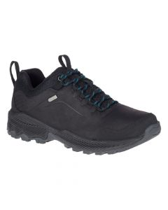 Męskie buty trekkingowe Merrell Forestbound Waterproof black