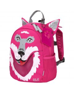 Mały plecak dziecięcy LITTLE JACK pink peony