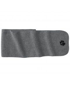 Szalik PAW SCARF grey heather