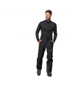 Spodnie narciarskie męskie BIG WHITE PANTS M black