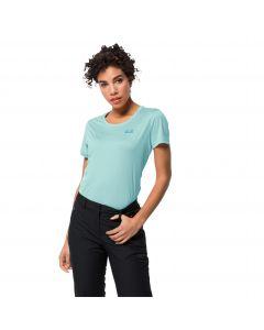 Koszulka sportowa damska TECH T W powder blue