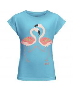 T-shirt dla dziewczynki FLAMINGO T GIRLS gulf stream