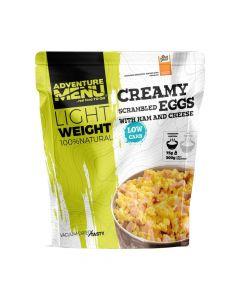 Żywność liofilizowana ADVENTURE MENU Jajecznica z szynką i serem 112g