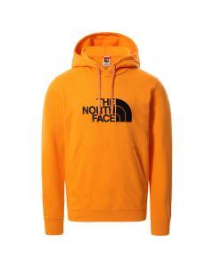 Bluza męska z kapturem The North Face LIGHT DREW PEAK light exuberance orange