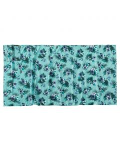 Chusta wielofunkcyjna TROPICAL SCARF BLANKET aqua all over