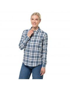 Koszula damska CARSON SHIRT W Frost Blue Checks