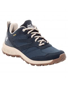 Buty damskie WOODLAND TEXAPORE LOW W dark blue / beige