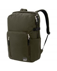 Plecak na laptopa 15+10 cali NATURE PACK Bonsai Green