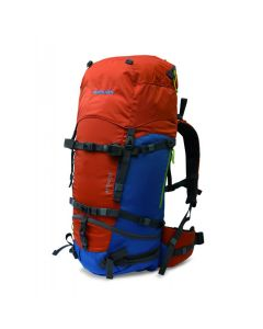 Plecak ATTACK 45 orange/blue