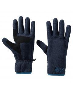 Rękawiczki polarowe ARTIST ECOSPHERE GLOVE Night Blue