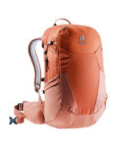 Damski plecak turystyczny Deuter FUTURA 25 SL paprika/sienna