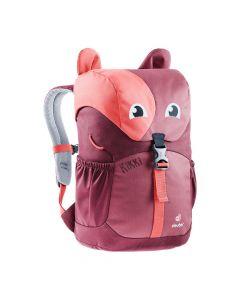 Plecak dla przedszkolaka Deuter Kikki cardinal/maron