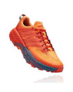 Buty do biegania Hoka One One Speedgoat 4 fiesta/blazing orange