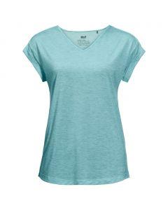 Damska koszulka CORAL COAST T aqua