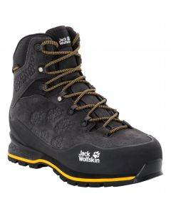 Buty trekkingowe męskie WILDERNESS XT TEXAPORE MID M phantom / burly yellow XT