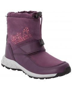 Śniegowce dla dzieci WOODLAND TEXAPORE WT MID VC K purple / coral