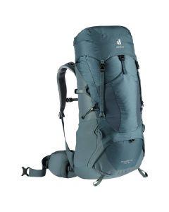 Plecak turystyczny Deuter AIRCONTACT LITE 50+10 arctic/teal