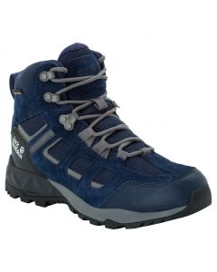 Damskie buty trekkingowe VOJO HIKE XT TEXAPORE MID W dark blue / purple