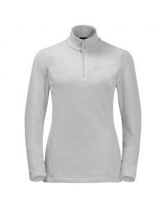 Damska bluza polarowa ARCO WOMEN grey haze stripes