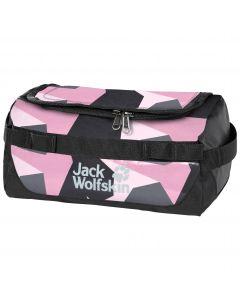 Kosmetyczka podróżna EXPEDITION WASH BAG pink geo block
