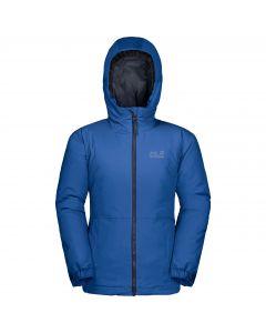 Kurtka zimowa dla dzieci ARGON STORM JACKET KIDS coastal blue