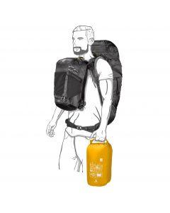Plecak trekkingowy + wycieczkowy (zestaw) KALARI KINGSTON KIT 56 16 black