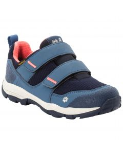 Buty dla dzieci  MTN ATTACK 3 TEXAPORE LOW VC K dark blue / rose