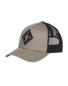Czapka Black Diamond TRUCKER HAT dark flatiron/black