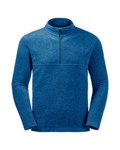 Bluza polarowa ARCO MEN electric blue stripes