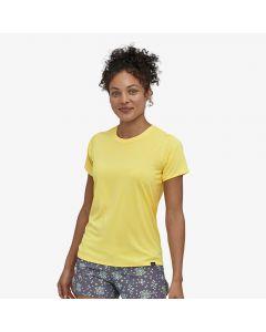 Damski T-shirt Patagonia Capilene® Cool Daily Shirt pinapple