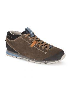 Męskie buty turystyczne Aku BELLAMONT II SUEDE brown