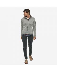 Damski Polar Patagonia Better Sweater Jacket birch white