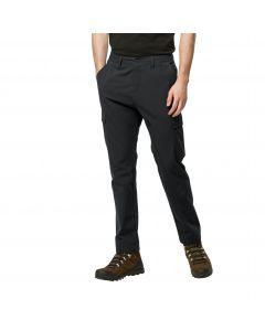 Spodnie męskie COLD CANYON PANTS M Black