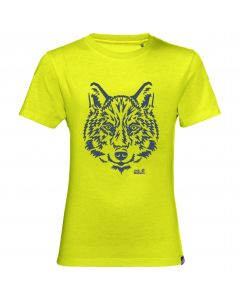 Koszulka dziecięca BRAND T KIDS flashing green