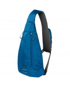 Plecak na jedno ramię DELTA BAG AIR electric blue