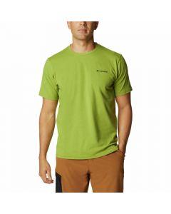 Koszulka męska Columbia Men SUN TREK SS Tee Matcha