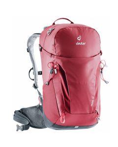 Plecak turystyczny Deuter Trail 26 cranberry/graphite