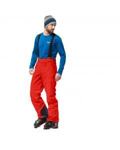 Spodnie EXOLIGHT PANTS MEN fiery red