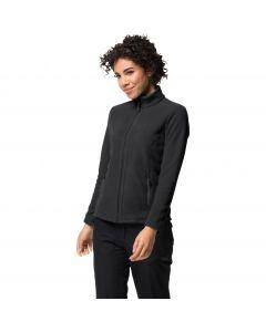 Bluza polarowa damska W MOONRISE JKT black