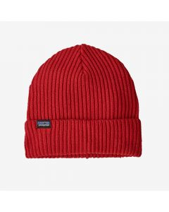 Czapka Patagonia Fisherman's Rolled Beanie hot ember