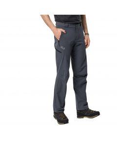 Spodnie zimowe męskie ACTIVATE THERMIC PANTS MEN Ebony