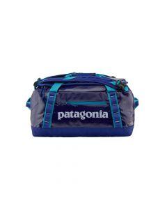 Torba sportowa Patagonia Black Hole Duffel 40L cobalt blue